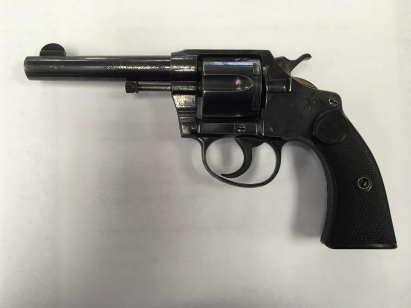 Colt - Police Positive .38 - .38 S&W
