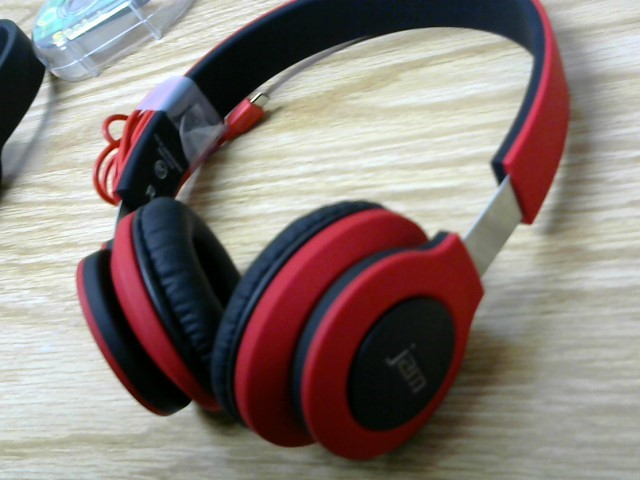 JAM AUDIO Headphones HX-HP420
