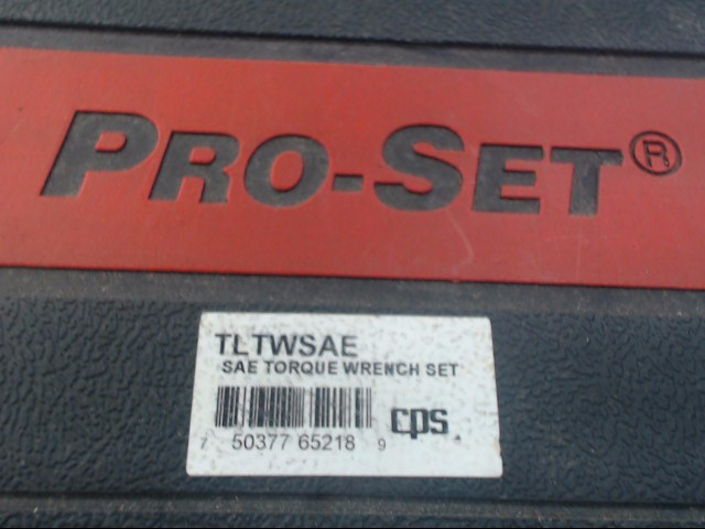 PROGRESSIVE ELECTRONICS INC. Sockets/Ratchet TLTWSAE