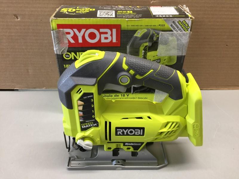 RYOBI P523 ONE+ 18-Volt Orbital Jig Saw - Tool-Only