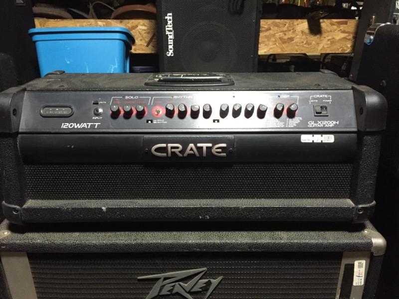 CRATE GLX1200H AMP HEAD
