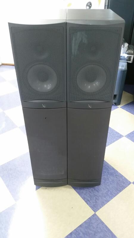 INFINITY SPEAKER/SUBWOOFER RS-4 12.5 x 7.5 x 35.5 inches