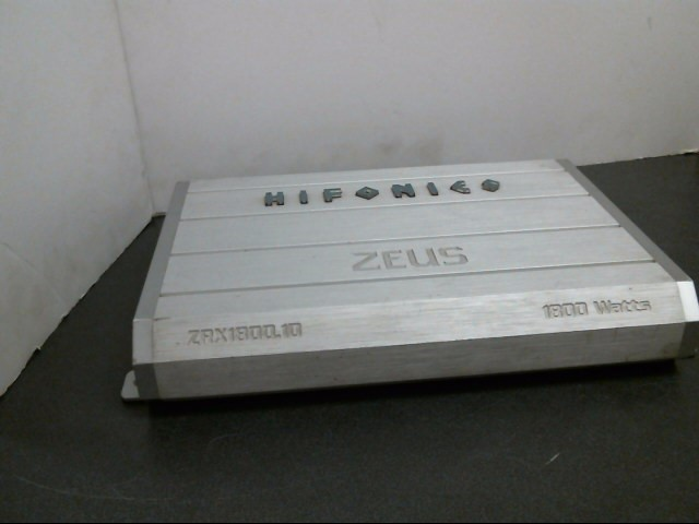 HIFONICS Car Amplifier ZRX1800.1D