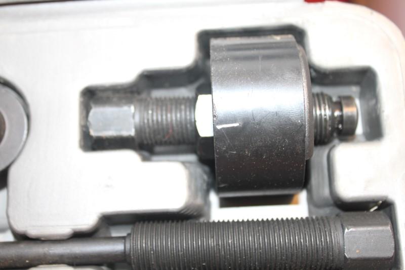 Mac Tools PSPKIT Power Steering Pump Pulley Service Remover Installer Kit Set