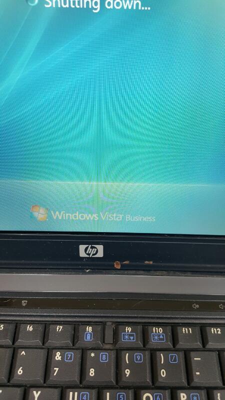 "HP Compaq 6710b (15.4"", 80gb, 2.5gb, Core 2 Duo @ 1.80ghz)"