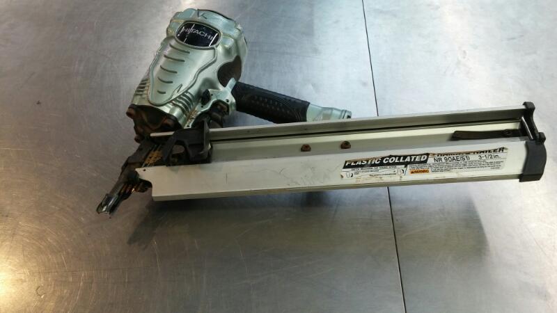 HITACHI Nailer/Stapler NR90AE