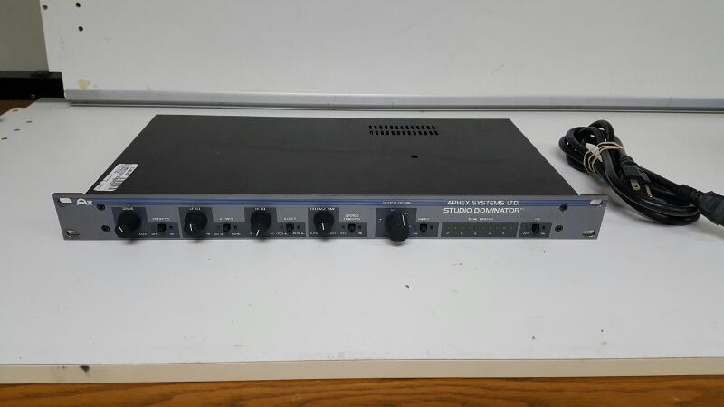 Aphex Systems Ltd. Studio Dominator Model 700