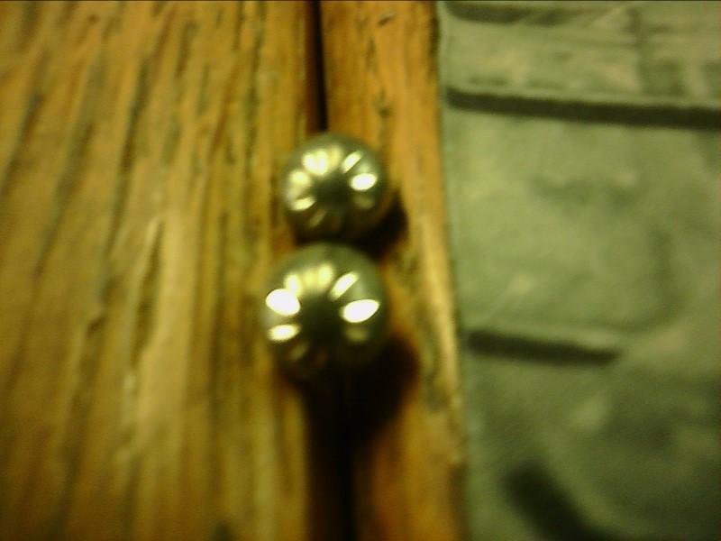 Silver Earrings 925 Silver 0.54dwt