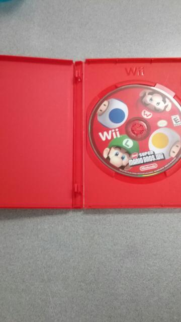 NINTENDO Nintendo Wii Game SUPER MARIO BROS.WII