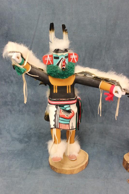 Collectible Plate/Figurine KACHINA DOLLS