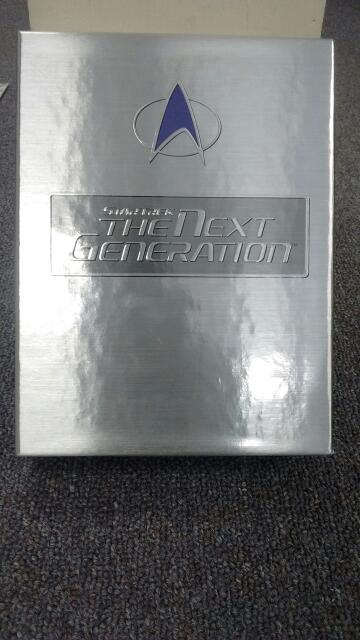 STAR TREK THE NEXT GENERATION SEASON SIX (TNG S6), 7-DISC SET