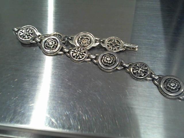 Silver Fashion Bracelet 925 Silver 16.6g
