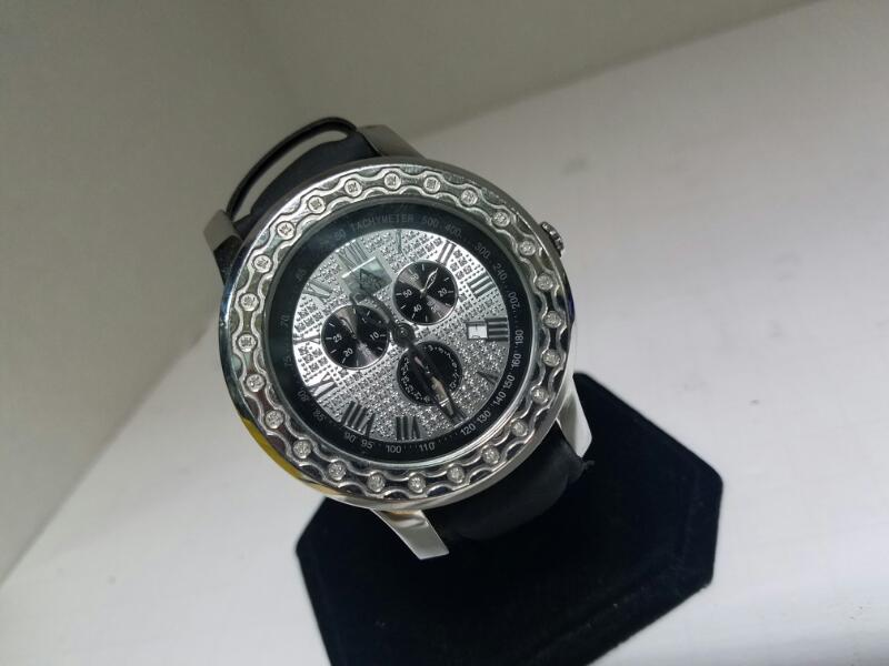 ACID 200 GOLD/SILVER WATCH PLATED   WATCH