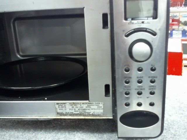 SHARP Microwave/Convection Oven R 55TS