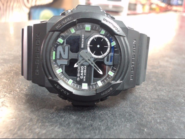 CASIO Gent's Wristwatch G SHOCK 5255