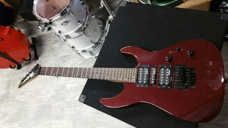 JACKSON GUITARS Electric Guitar PS-4