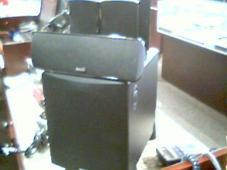 DEFINITIVE TECHNOLOGY Speakers/Subwoofer PRO CINEMA 600