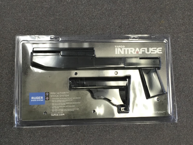Tapco - Intrafuse - Mini 14/30 Stock System - STK62160 Black