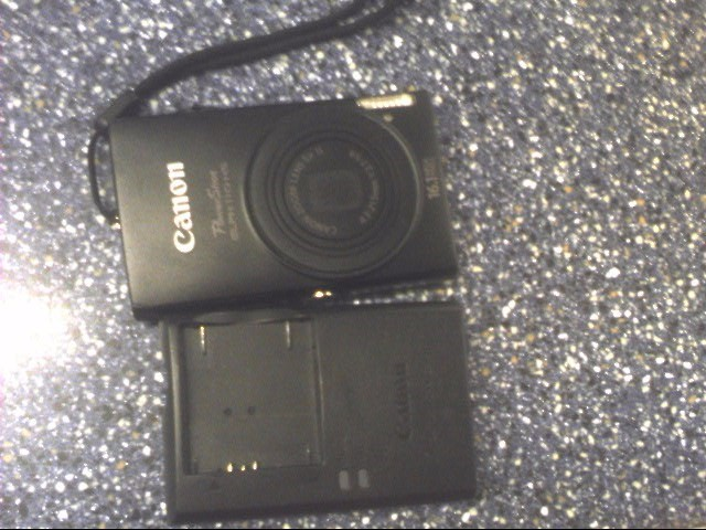 CANON Digital Camera POWERSHOT ELPH 110 HS
