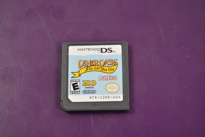 Nintendo DS Game Diner Dash Flo On The Go - Game Only