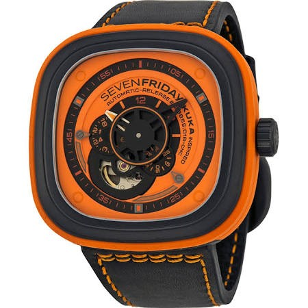 SEVENFRIDAY AUTOMATIC P1/03 NEW WITH BOX AND WARRANTY