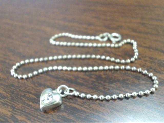 Silver Bracelet 925 Silver 2.2g