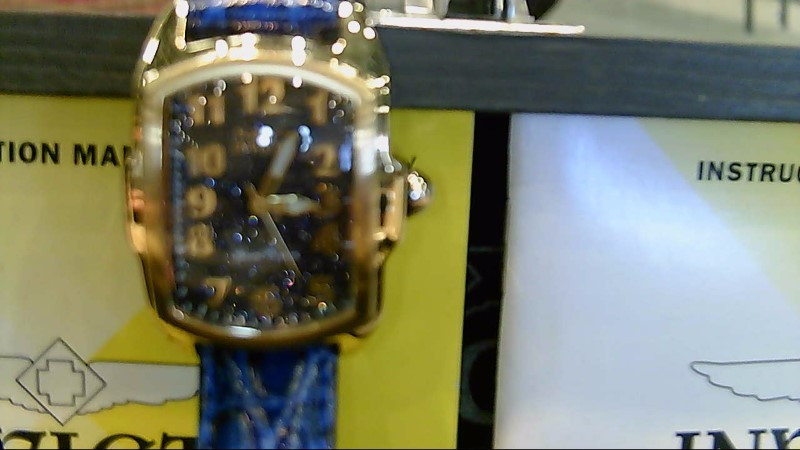 Lady's special edition invicta watch with 2 interchangable bands