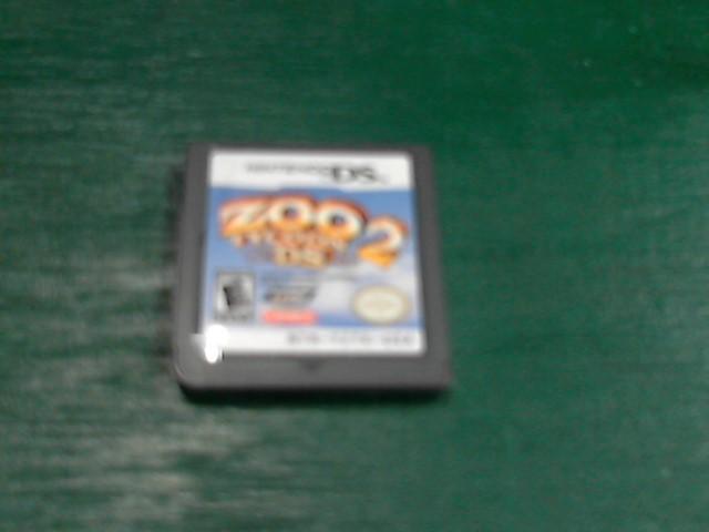 NINTENDO Nintendo DS Game ZOO TYCOON 2 DS