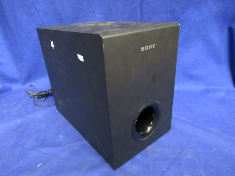 SONY SA-CT60 SUBWOOFER