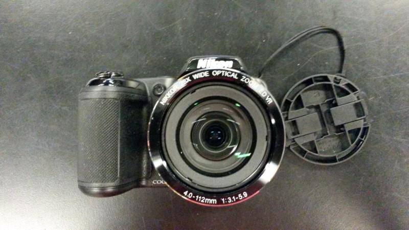 NIKON Digital Camera COOLPIX L340
