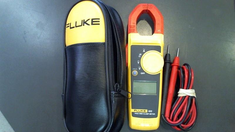 FLUKE Multimeter 323