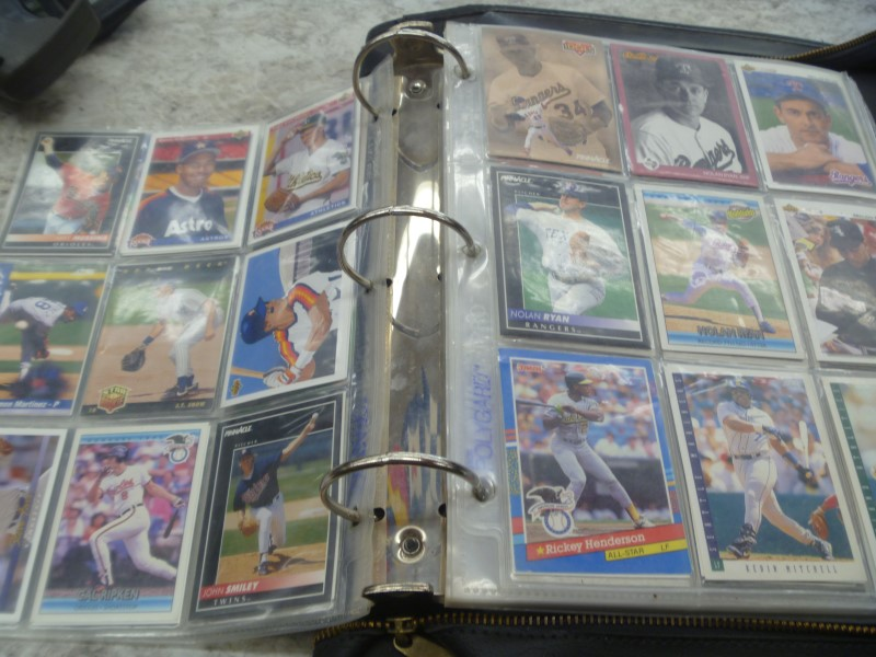 100+ MISC SPORTS CARDS