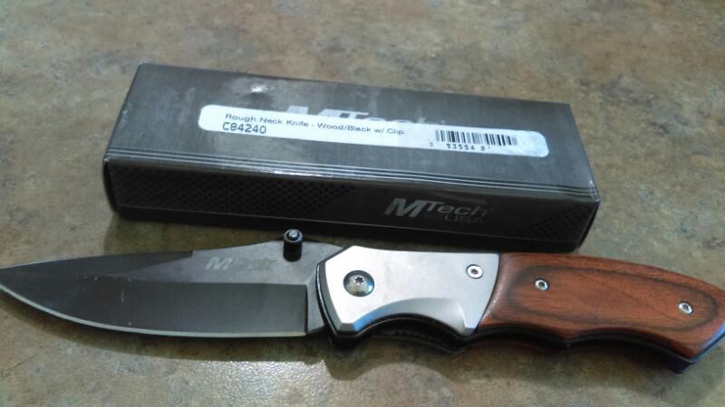 MTECH Pocket Knife MT-411