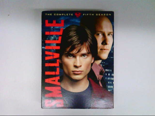 BOX SET DVD SMALLVILLE SEASON 5