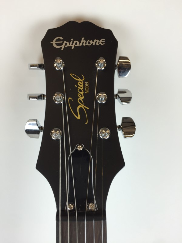 EPIPHONE LES PAUL SPECIAL MODEL LIMITED EDITION CUSTOM