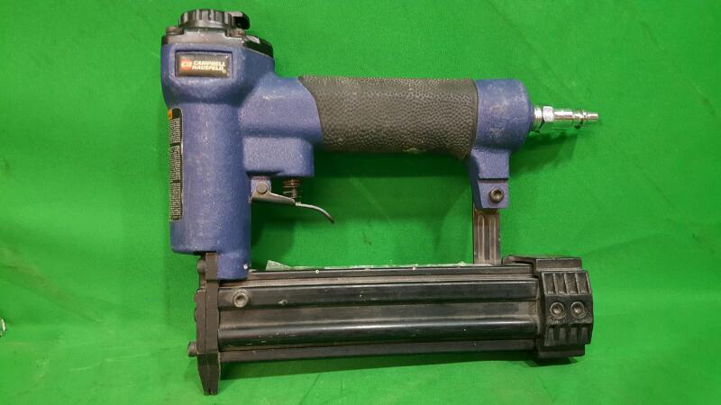 CAMPBELL HAUSFELD Micro Pin Nailer CHN10500 PIN NAILER