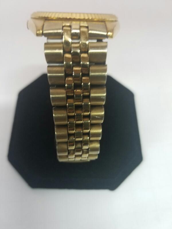 SEIKO 7N43-4111 WATCH    GOLD