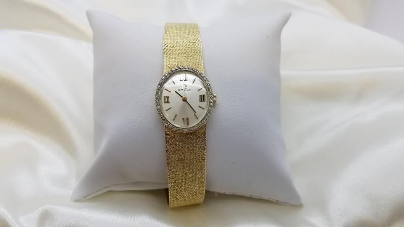 OMEGA WATCH Lady's Wristwatch CONSTELLATION 6553/865