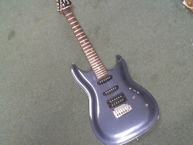BRAWLEY GUITARS Electric Guitar COMFORT CARVED CUSTOM