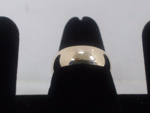 Gent's Gold Ring 14K Yellow Gold 4g