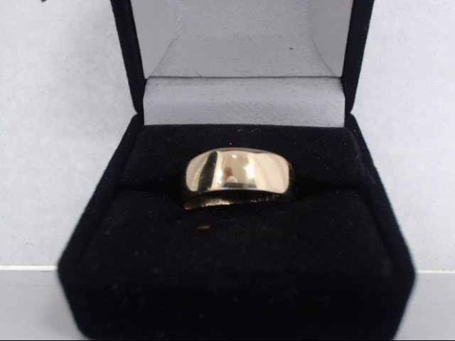 Lady's Gold Ring 14K Yellow Gold 3.9g