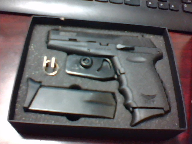 SCCY INDUSTRIES Pistol CPX-2-CB