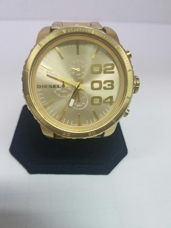 DIESEL DZ-4268 WATCH    GOLD