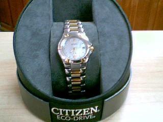 CITIZEN Lady's Wristwatch EW153457D