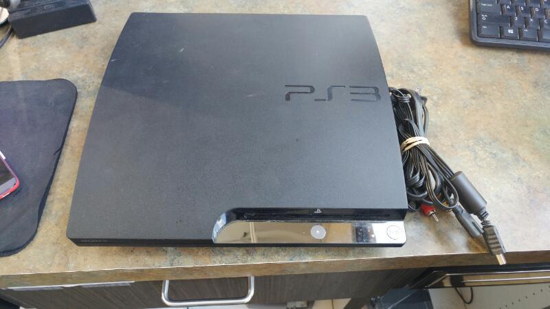 SONY PlayStation 3 - SYSTEM - 160GB - CECH-2501A