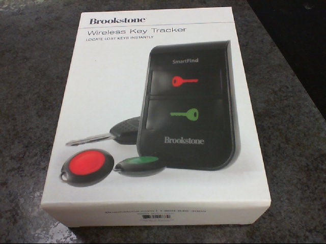BROOKSTONE WIRELESS KEY TRACKER