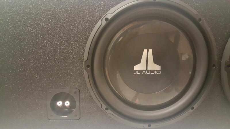 JL AUDIO Speakers/Subwoofer 12W1V3-4
