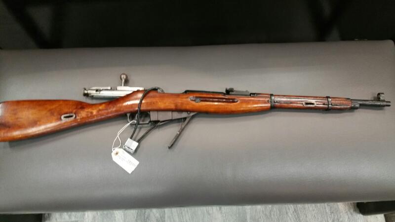 MOSIN NAGANT Rifle 1944
