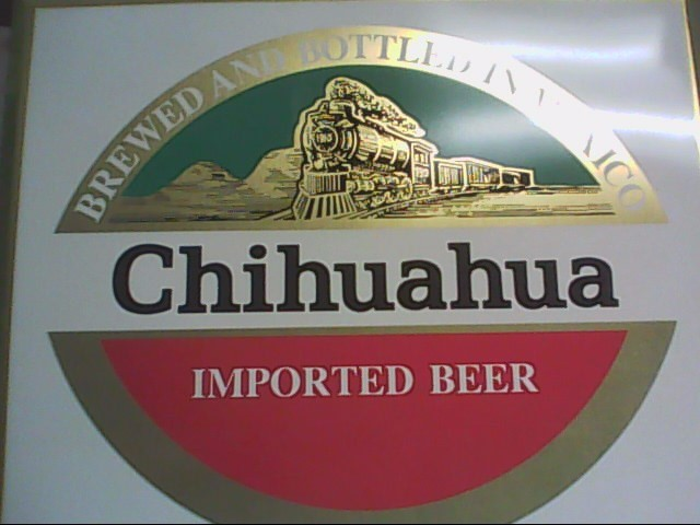 Sign BEER SIGN