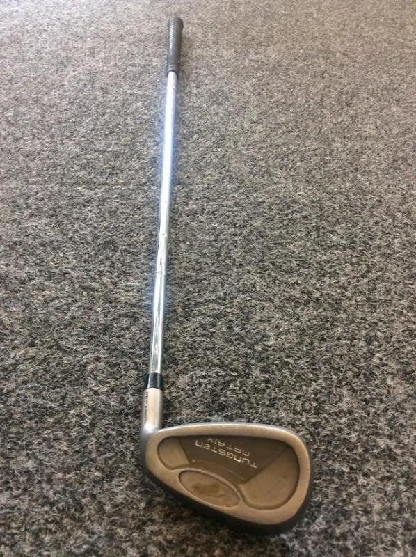 Wilson Tungsten Matrix 5 Iron Golf Club True Temper Standard Flex Action Club US